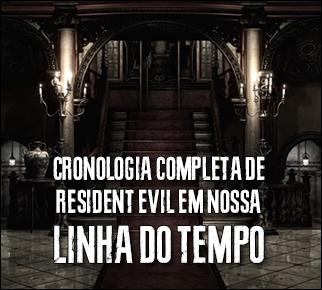 Timeline de Resident Evil