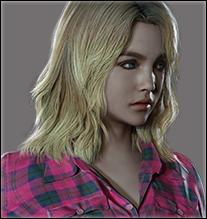 Becca Wollett (Resident Evil Resistance)