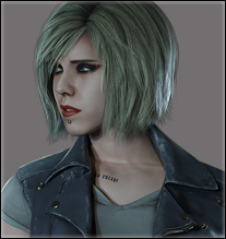 January Van Sant (Resident Evil Resistance)