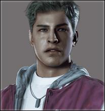 Samuel Jordan (Resident Evil Resistance)