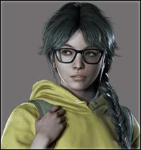 Valerie Harmon (Resident Evil Resistance)