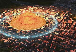Explosão de Raccoon City