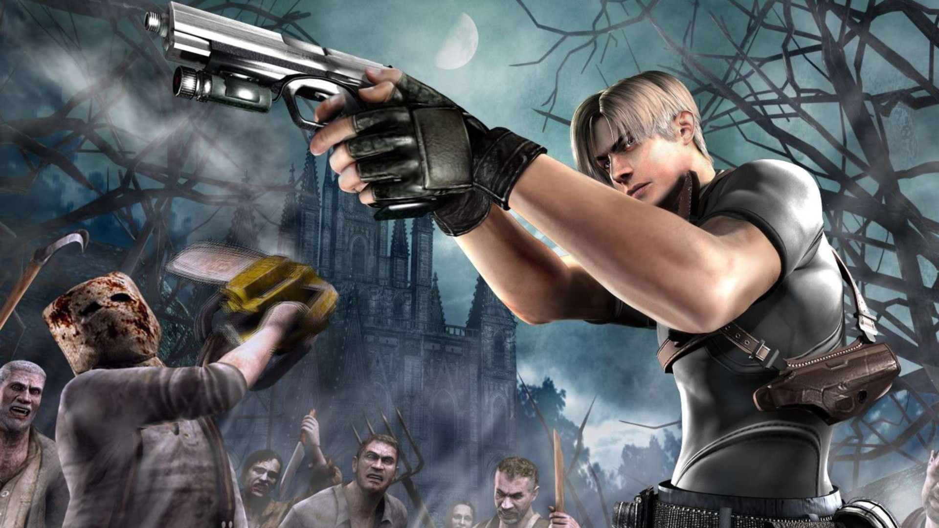 Resident Evil 4: Downloads : Save Game - GameVicio