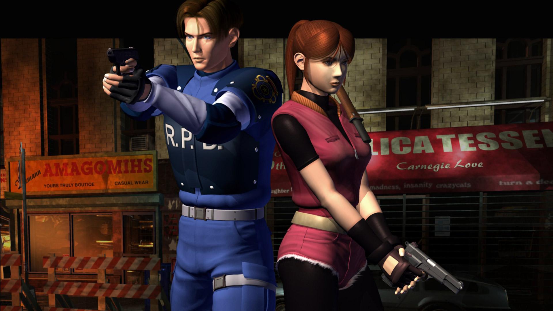 RESUMÃO: Resident Evil 2 (Original) | Resident Evil Database