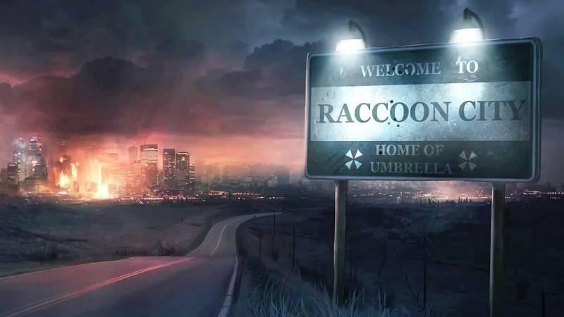 Bem vindo à Raccoon City, lar da Umbrella!