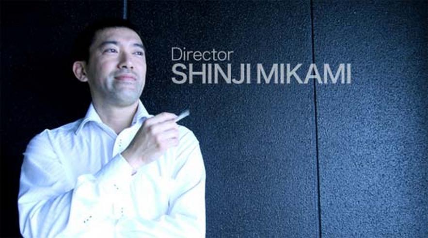 Resultado de imagem para shinji mikami