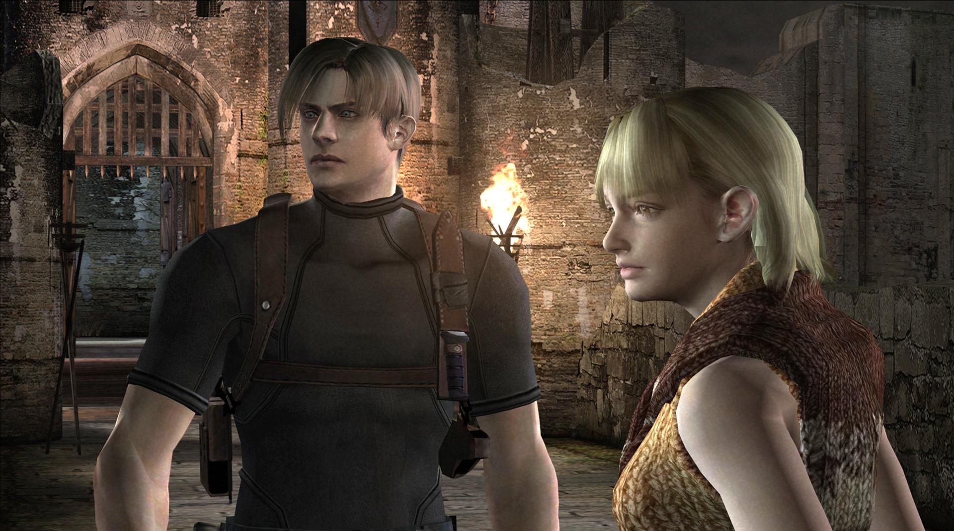 Novos detalhes do Remake de Resident Evil 4!   Resident Evil Database