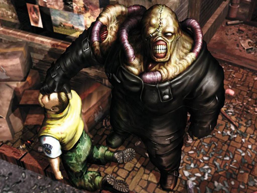 Nemesis é anunciado em Marvel Vs. Capcom: Infinite | Resident Evil Database