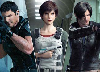 Animações de Resident Evil - Resident Evil Vendetta