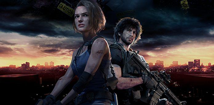 Resident Evil 3 Remake recebe indicação no The Game Awards