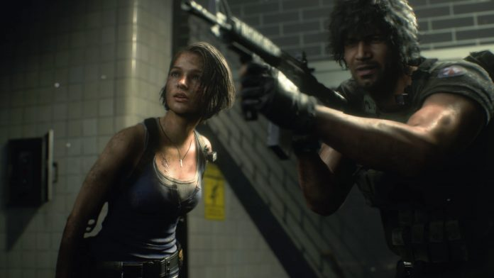Resident Evil 3 no Switch