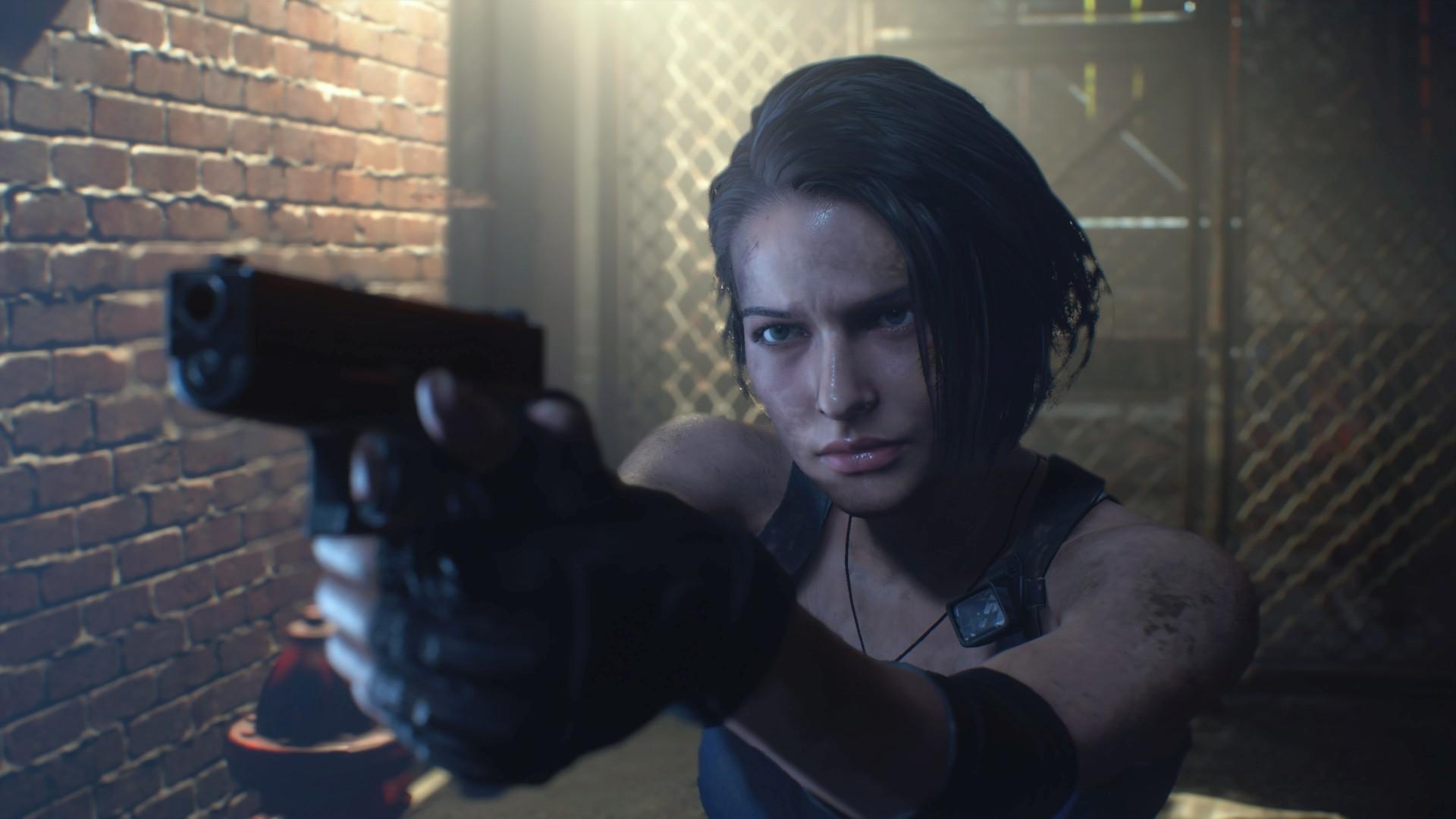 Jill Valentine em Resident Evil 3
