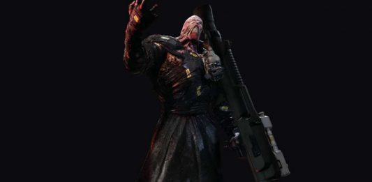 O parasita do Nemesis é o NE-Alpha