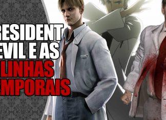 Resident Evil virando multiverso?!