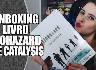 Biohazard: The Catalysis DVD Book