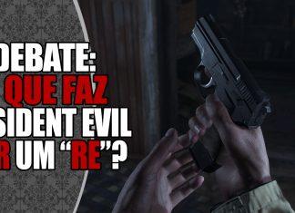 Resident Evil perdeu sua essência?