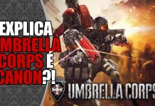 Umbrella Corps é canon?