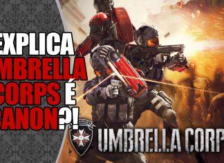 Umbrella Corps é canon?