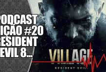 Podcast sobre Resident Evil Village