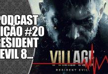 Podcast sobre Resident Evil Village