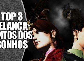 RElançamentos de Resident Evil