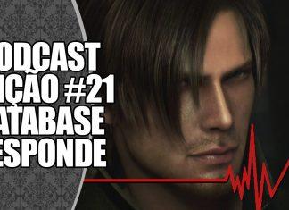 Podcast #21 - Database REsponde Resident Evil