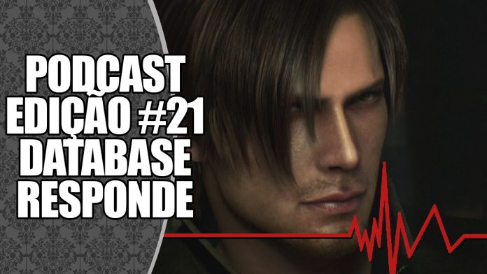 Podcast #21 - Database REsponde Resident Evil