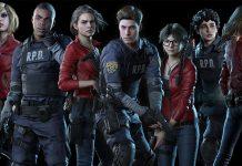 DLC de Resident Evil Resistance