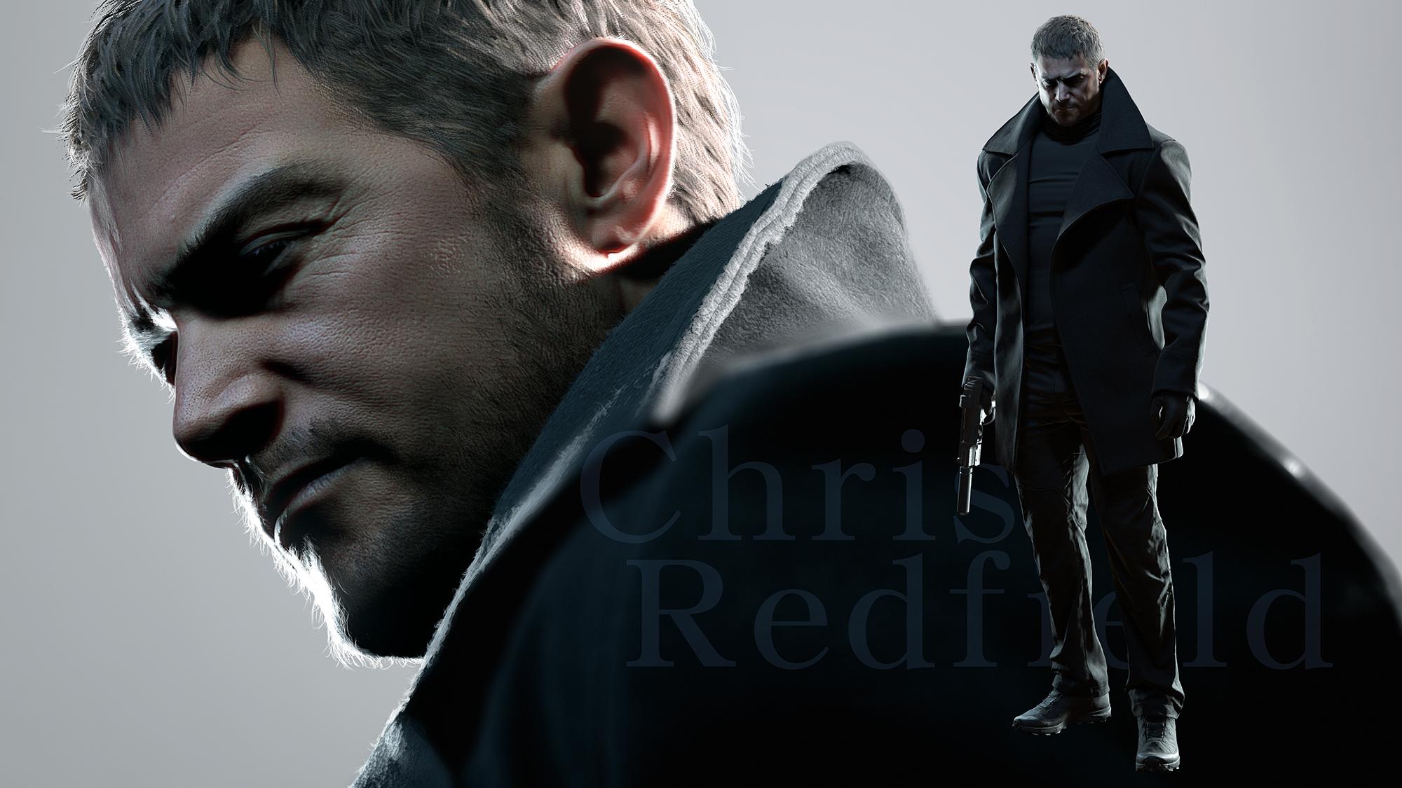 Chris Redfield em Resident Evil Village (Resident Evil 8)