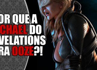 Rachael Ooze em Resident Evil Revelations