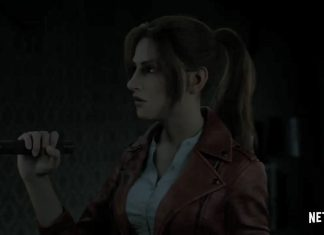 Resident Evil Infinite Darkness (No Escuro Absoluto)