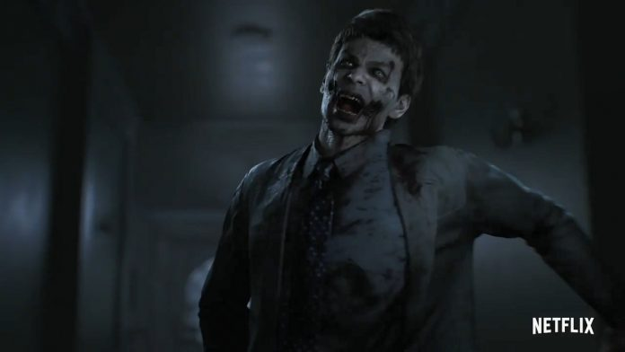 RESIDENT EVIL: No Escuro Absoluto (RESIDENT EVIL: Infinite Darkness)