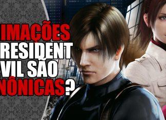 Filmes CGI de Resident Evil são canônicos?