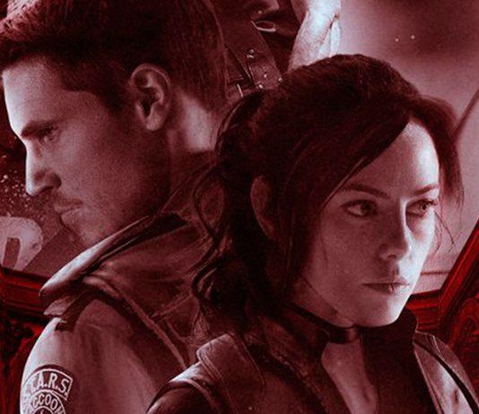 Reboot de Resident Evil (Fan-poster por BossLogic)