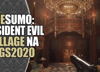Resident Evil Village na TGS 2020