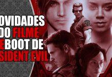 REboot de Resident Evil