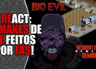 Demakes de Resident Evil