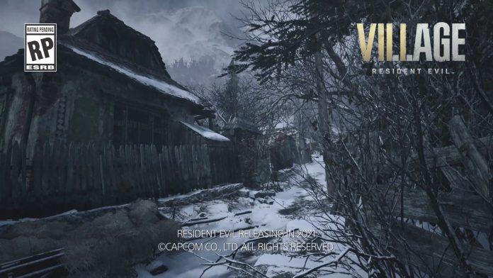 Gameplay de Resident Evil Village