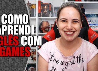 Aprender Inglês com Games e Resident Evil