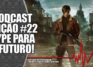 Podcast: Possibilidades para o Futuro de Resident Evil