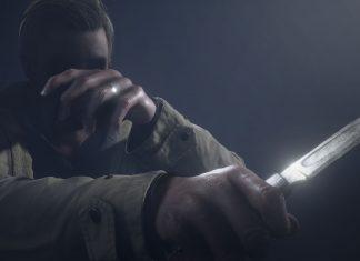 Ethan Winters em Resident Evil Village
