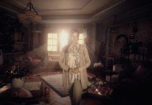 Mia Winters grávida em Resident Evil Village
