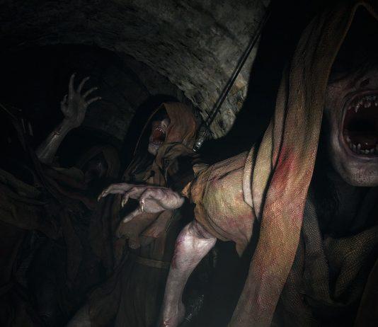 O Medo em Resident Evil Village