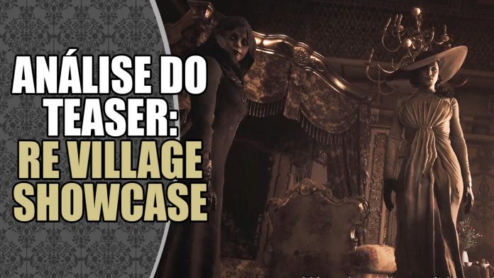 Análise das CENAS de Resident Evil Village no TEASER do Resident Evil Showcase!