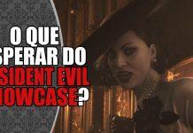Expectativas para o Resident Evil Showcase