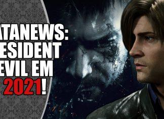 TUDO o que teremos de Resident Evil em 2021 (e talvez mais)!