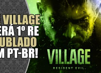 A importância da DUBLAGEM em Resident Evil e nos Videogames em geral