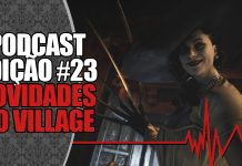 Podcast #23: Resident Evil Showcase