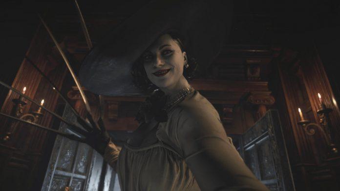 Alcina Dimitrescu, Lady Dimitrescu, Resident Evil Village, Demo MAIDEN