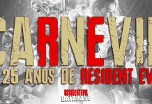 CarnEVIL 2021, o Carnaval do Resident Evil Database